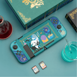 Nintendo Switch Case Alchemy Cat