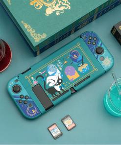 Nintendo Switch Case Alchemy Cat