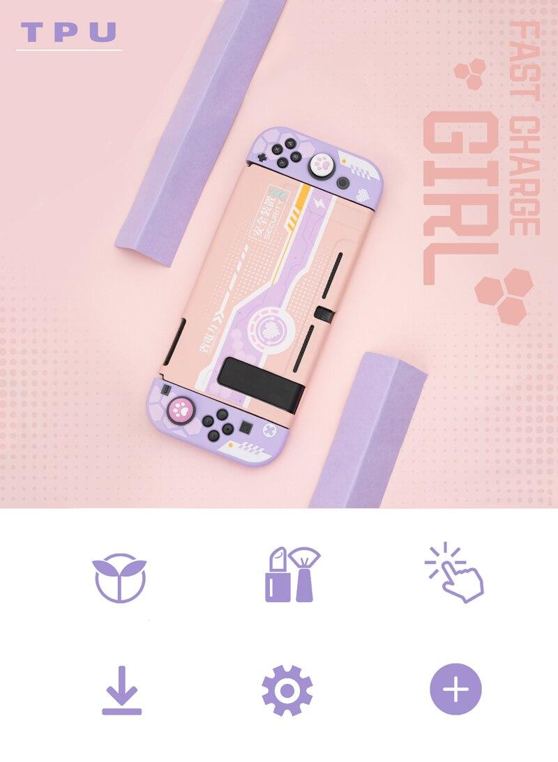 Nintendo Switch Protective Case TPU