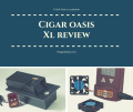 Cigar Oasis II XL Review logo