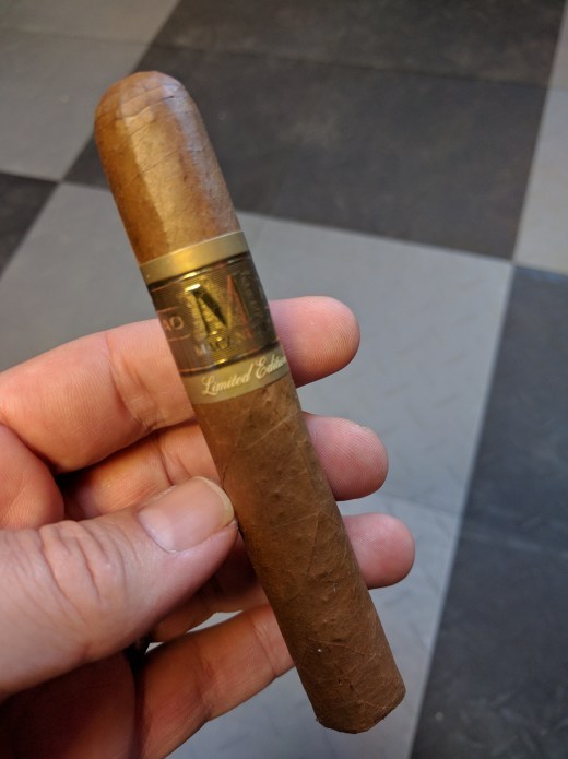 Macanudo Estate Reserve Limited Edition No. III Connecticut Robusto