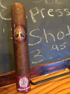 Archetype Axis Mundi by Ventura Cigar