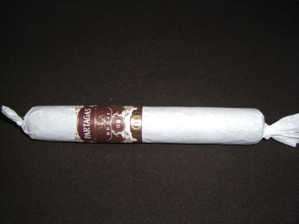 Partagas Benji Homage 62  Wrapped