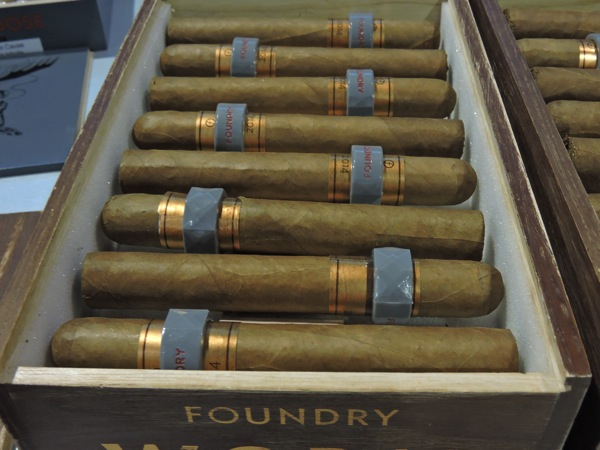 Foundry 2014 Blend Worm Hole 2