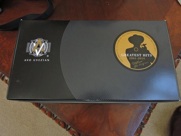 Avo s Greatest Hits  Box Cover
