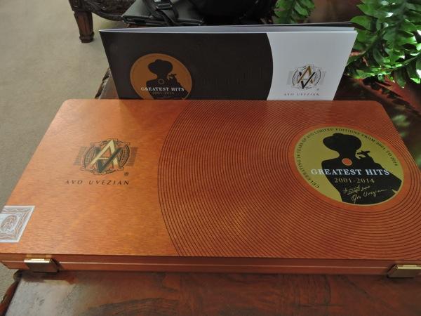 Avo s Greatest Hits  Closed Box