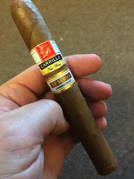 EP Carrillo New Wave Reserva Connecticut Toro