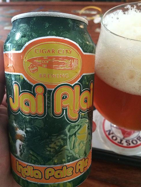 Jai Alai India Pale Ale