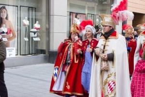 Royal Court for Carnival
