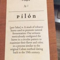 CAO Pilón