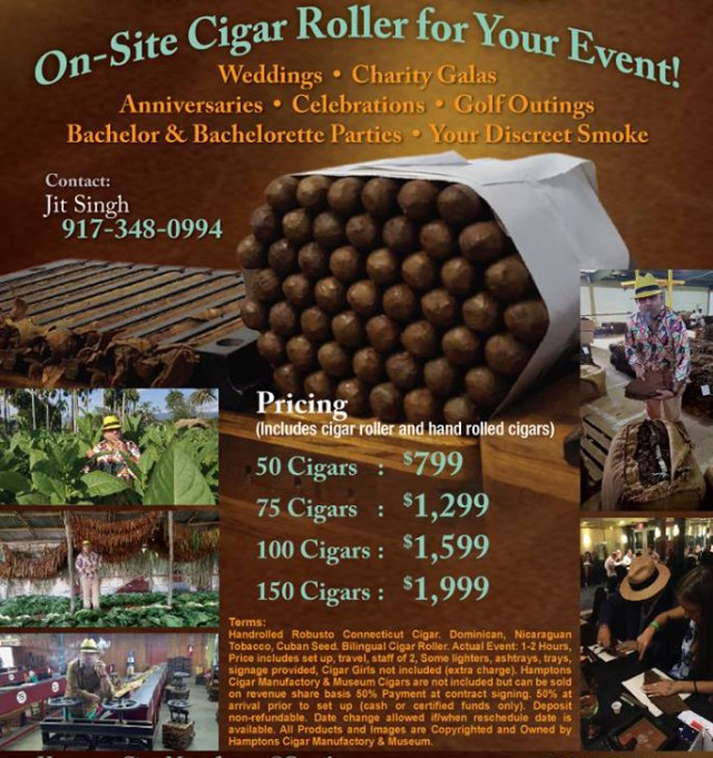 brooklyn cigar roller