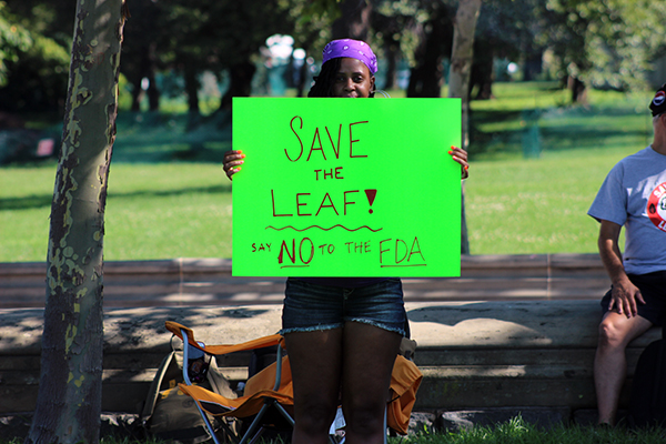 Save the Leaf