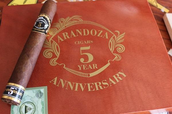Arandoza 5th Anniversary