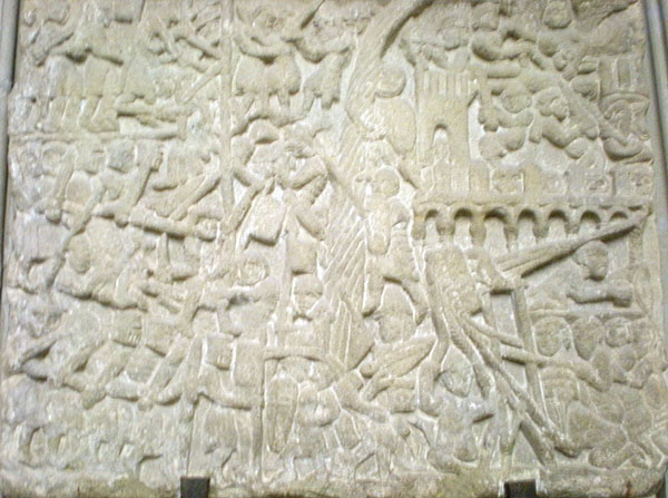 Carcassonne Siege Stone