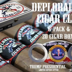 Deplorable Cigar Club cigar