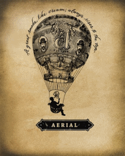 Cornelius & Anthony Aerial