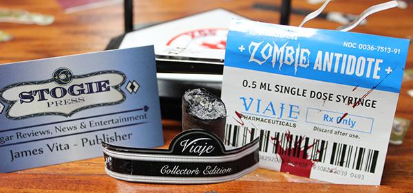 Viaje Zombie Antidote CE