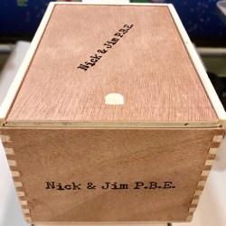 Nick & Jims P.B.E.