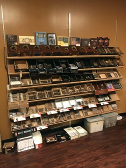 TOBACCO GALORE/ WINE DOWN CIGAR LOUNGE
