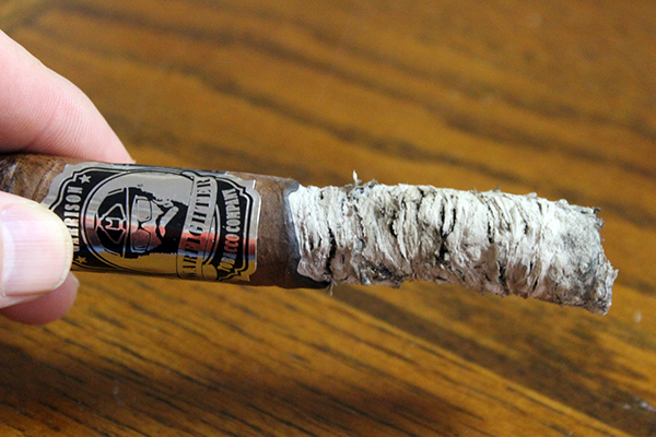 Warfighter Cigars Garrison 7.62 MM Double Corona