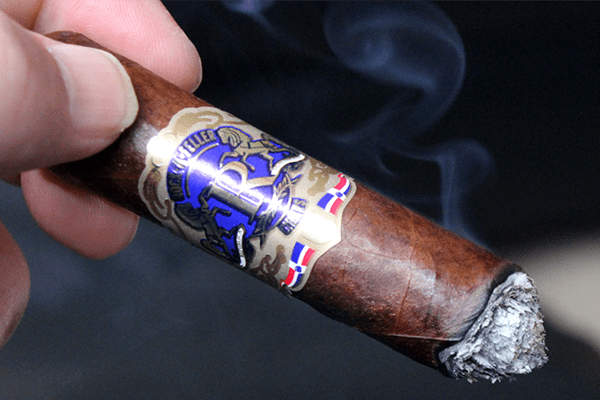 Vintage Rock-A-Feller Cigar Group Dominican Blue Toro
