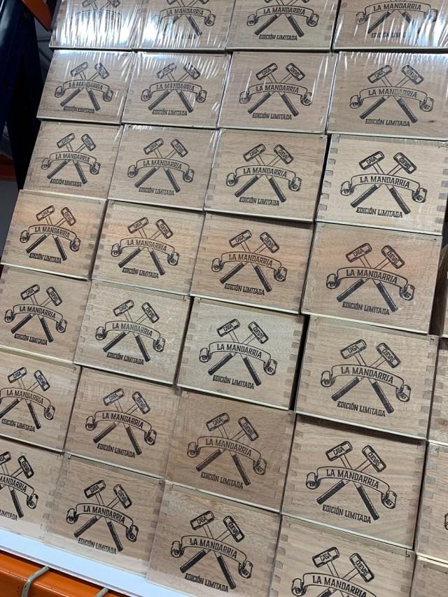 Cigar News: Casa Cuevas Ships La Mandarria – Stogie Press