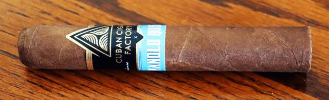 Manolo Quesada for Cuban Cigar Factory