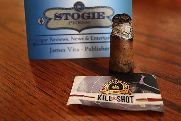 Providencia Cigars Kill Shot
