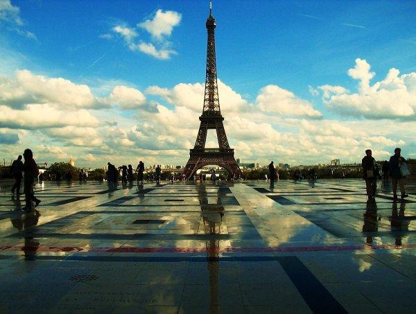Фото Парижа - фотографии города и достопримечательностей