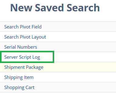 14 how do i search all script logs in netsuite stoic software