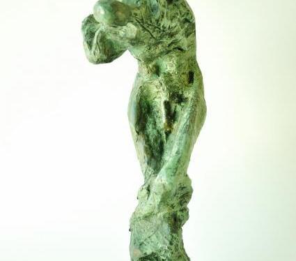 The slave, bronze