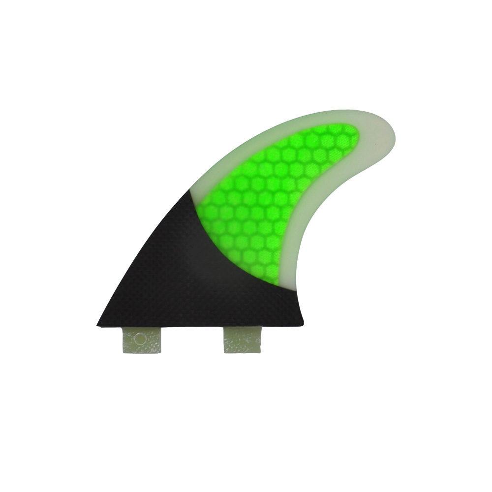 FCS Karbonfinnen Größe M Thruster G5 Karbon