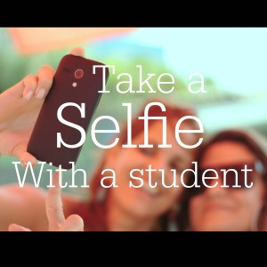 takeselfiewithstudent