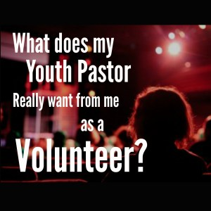 what does my yp really want from volunteers