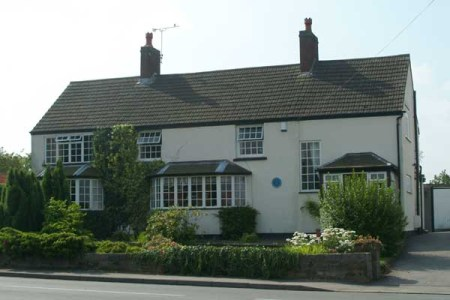 The Mangle House, Stoke Golding