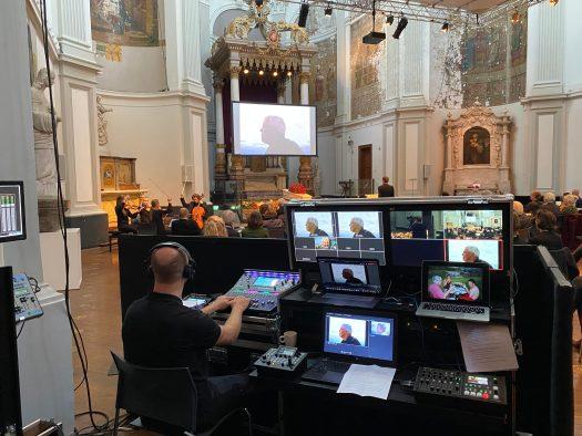 Livestream uitvaart De Duif Amsterdam