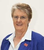 Treasurer Cr Jill Parker, Moyne Shire Council. VIC