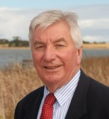 Mayor Keith Parkes, Alexandrina Council, SA