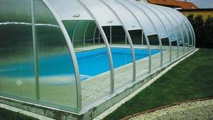 Крытый бассейн на дачу: фото и отличия конструкций бассейнов