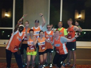 team challenge group cheer carolinas stephanie hughes stolen colon crohn's ostomy blog