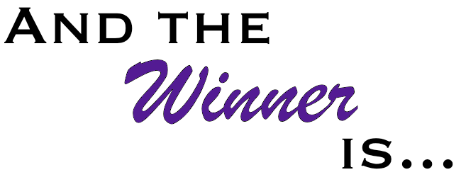 And the winner is giveaway prize blog stephanie hughes stolen colon crohn's colitis ostomy