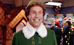 buddy the elf will farrell stephanie hughes stolen colon crohn's disease ostomy ulcerative colitis blog stolen colon