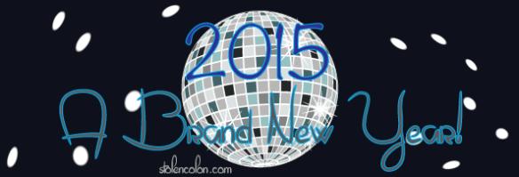 New year 2015 celebration resolutions goals The Stolen Colon ostomy ileostomy urostomy colostomy Crohn's disease ulcerative colitis inflammatory bowel disease ibd colon stephanie hughes blog