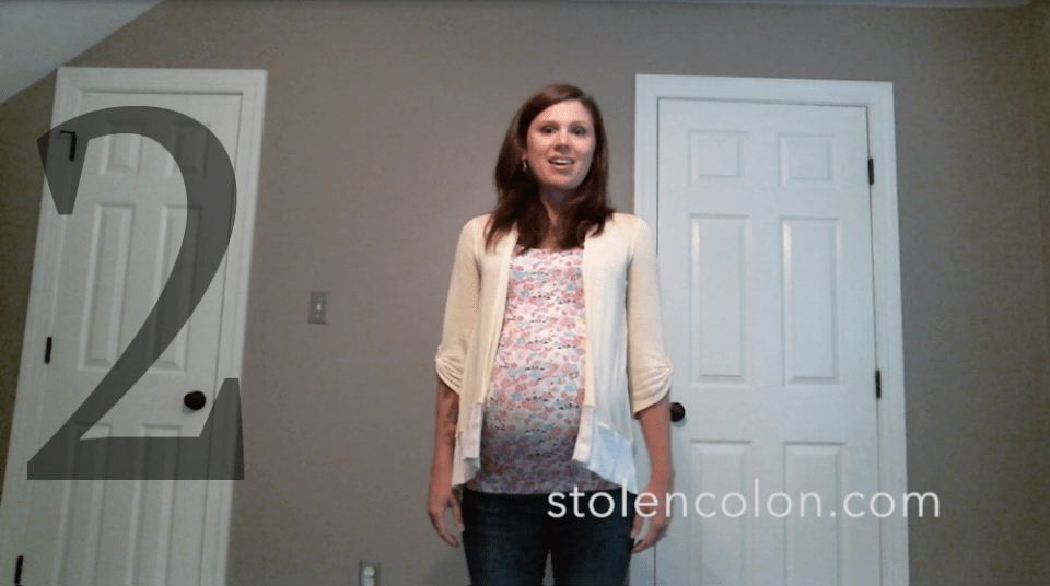stolen colon ileostomy ostomy fashion dress clothing pregnant