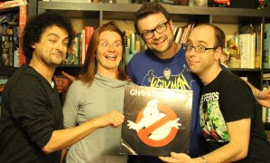 Episode 120 – Andie Bolt, Jeremy Guskin and Allen Rueckert on Ghostbusters