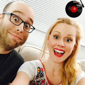Episode 142 – Janet Varney on Albert Brooks – Comedy Minus One