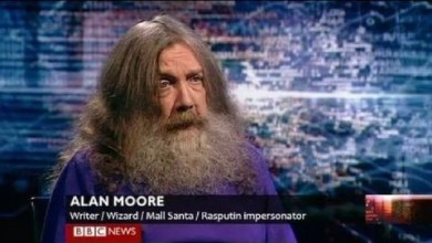 Photo of Alan Moore Is Talented