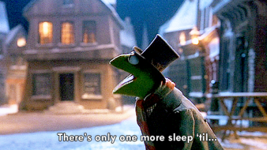 Photo of One More Sleep…