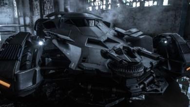 Photo of Batmobile Revealed