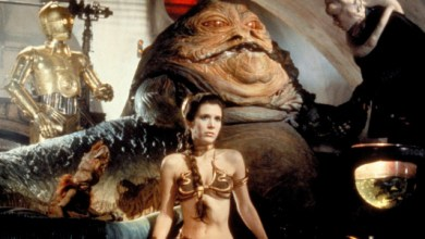 "Photo of Carrie Fisher Discusses ""slave Leia"" Controversy"